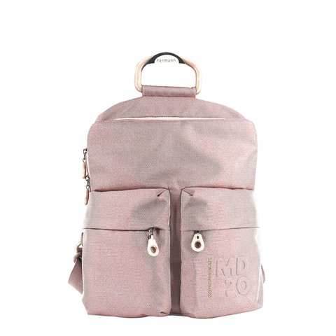 Mandarina Duck City-Rucksack MD20, Altrosa