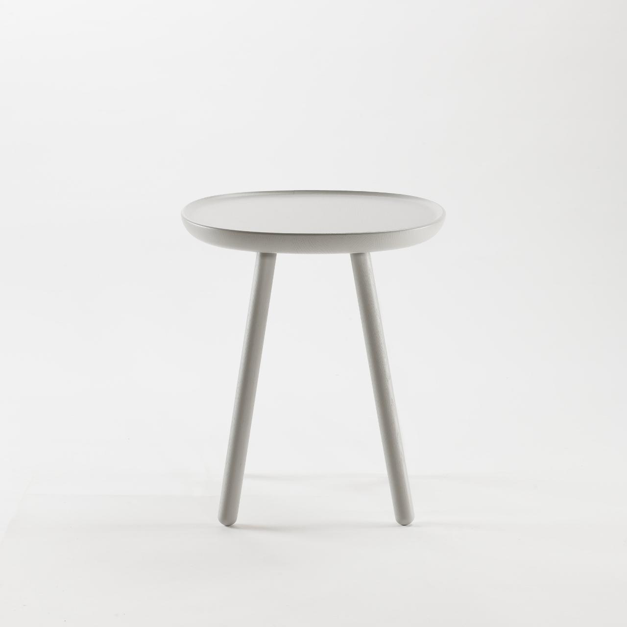 beistelltisch aus holz grau emko. Black Bedroom Furniture Sets. Home Design Ideas
