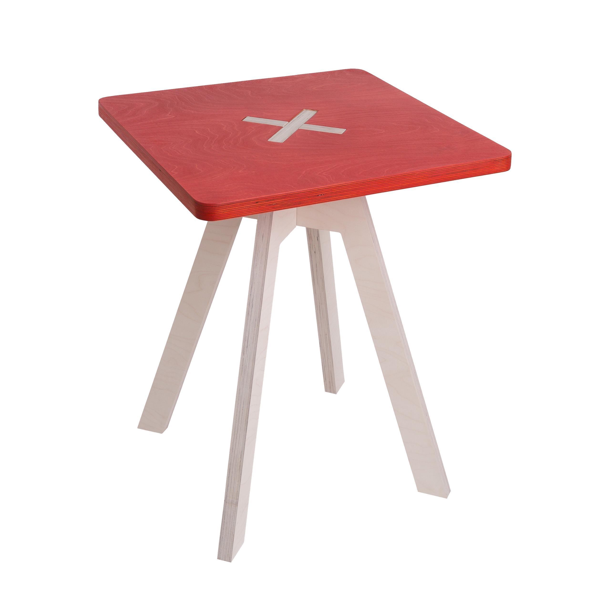 Tisch 123ok eckig
